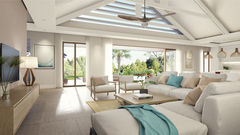 KI Villas available in a prime location in Grand Baie, Mauritius ...