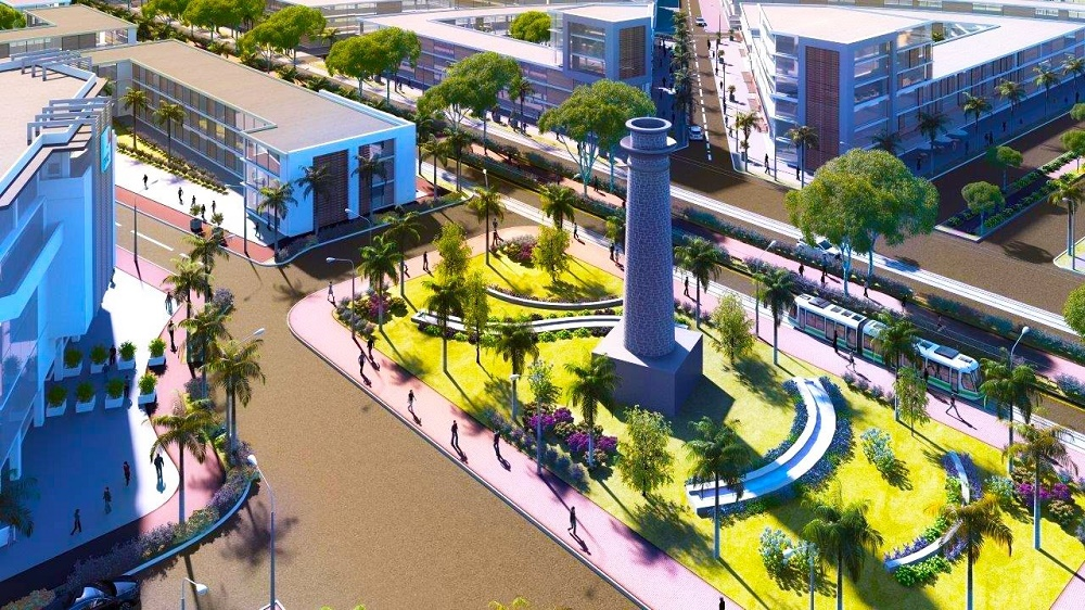 Moka Smart City Looking Forward To The Leed Nd Certification