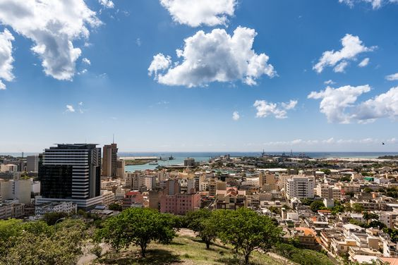Port louis a cosmopolitan city where the past and the - Where is port louis mauritius located ...